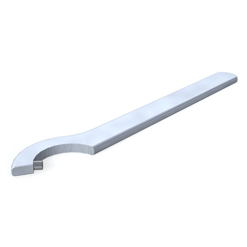 Hook wrench, DG: 20 product photo Front View L