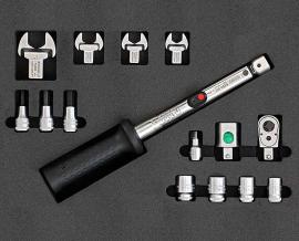 Torque wrench Kit, 5-60Nm product photo